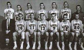a5a5b19a2 The 1958 Hawks were the last all-white team to win the NBA Championship