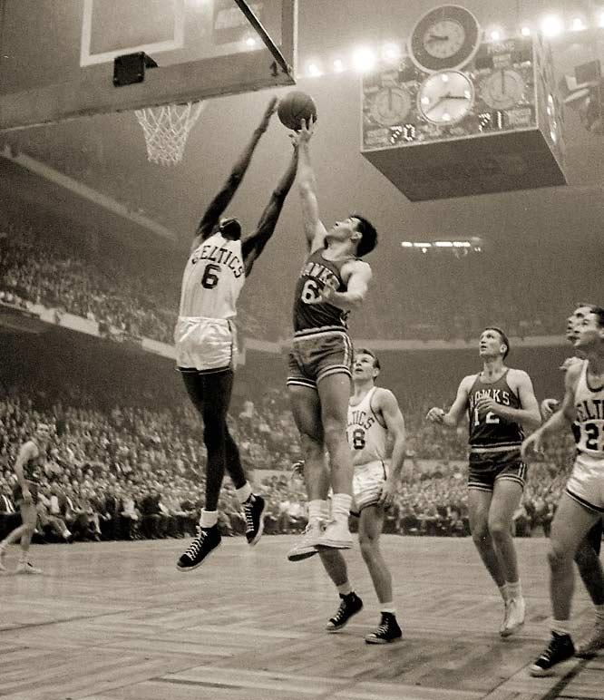 1950's NBA Part 2 | The NBA History