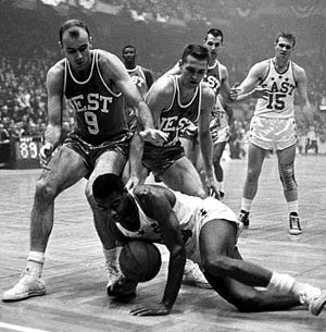 1960 nba all star game