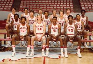 1981 Hoosiers