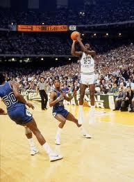 jordan '82 game-winner