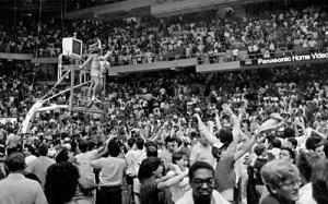 boston garden 1984 championship