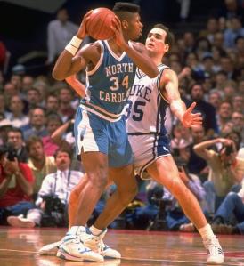 UNC-vs-Duke-1989