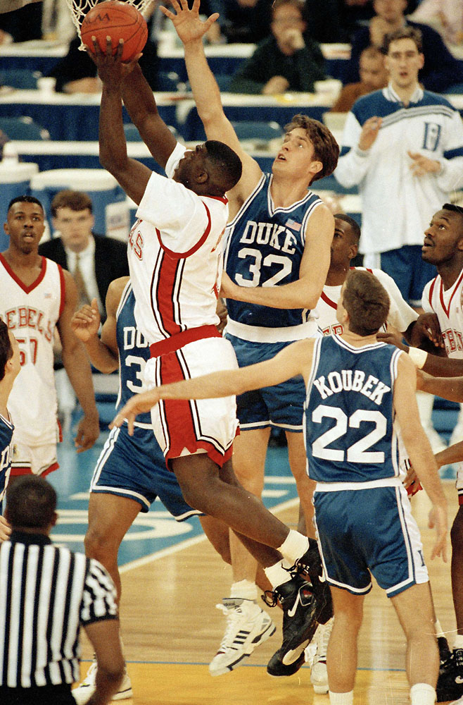 91 Duke Unlv 3 NCAA Final Four UNLV 1991